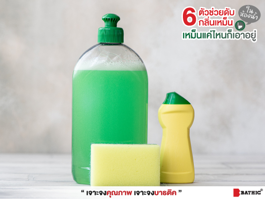 Bathic_สเปรย์น้ำยาล้างจาน